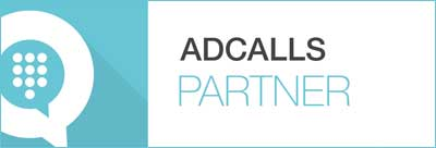 AdCalls partner badge